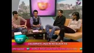 Michael Simon on TV - NTV7, Malaysia