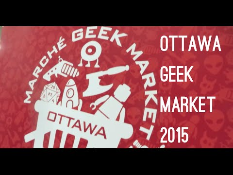 Ottawa Geek Market / Capital Gaming Expo 2015 | nataschadawneetc
