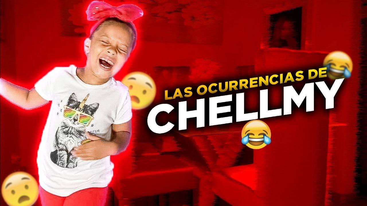 Chellmy y Roja- El gimnasio