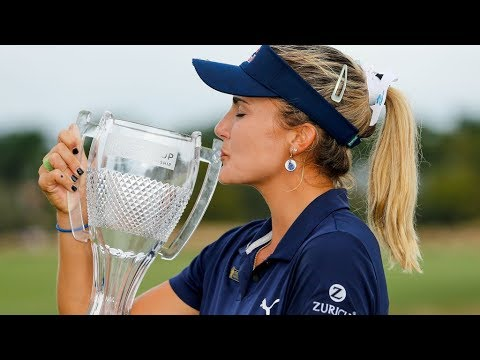 Lexi Thompson Highlights Final Round 2018 CME Group Tour Championship