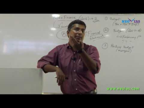 Budget Concepts | Public Finance | Indian Economy | Part 1