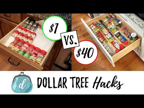 dollar-tree-hacks-to-organize-spice-drawers-+-cabinets