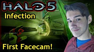 First Facecam FTW! [Halo 5 - EP:40] (Infection on R.I.P.tide)
