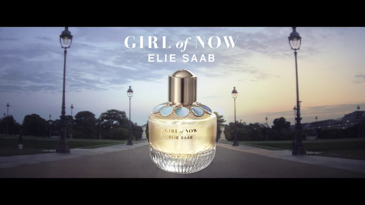 The New Elie Saab Fragrance Girl Of Now Youtube