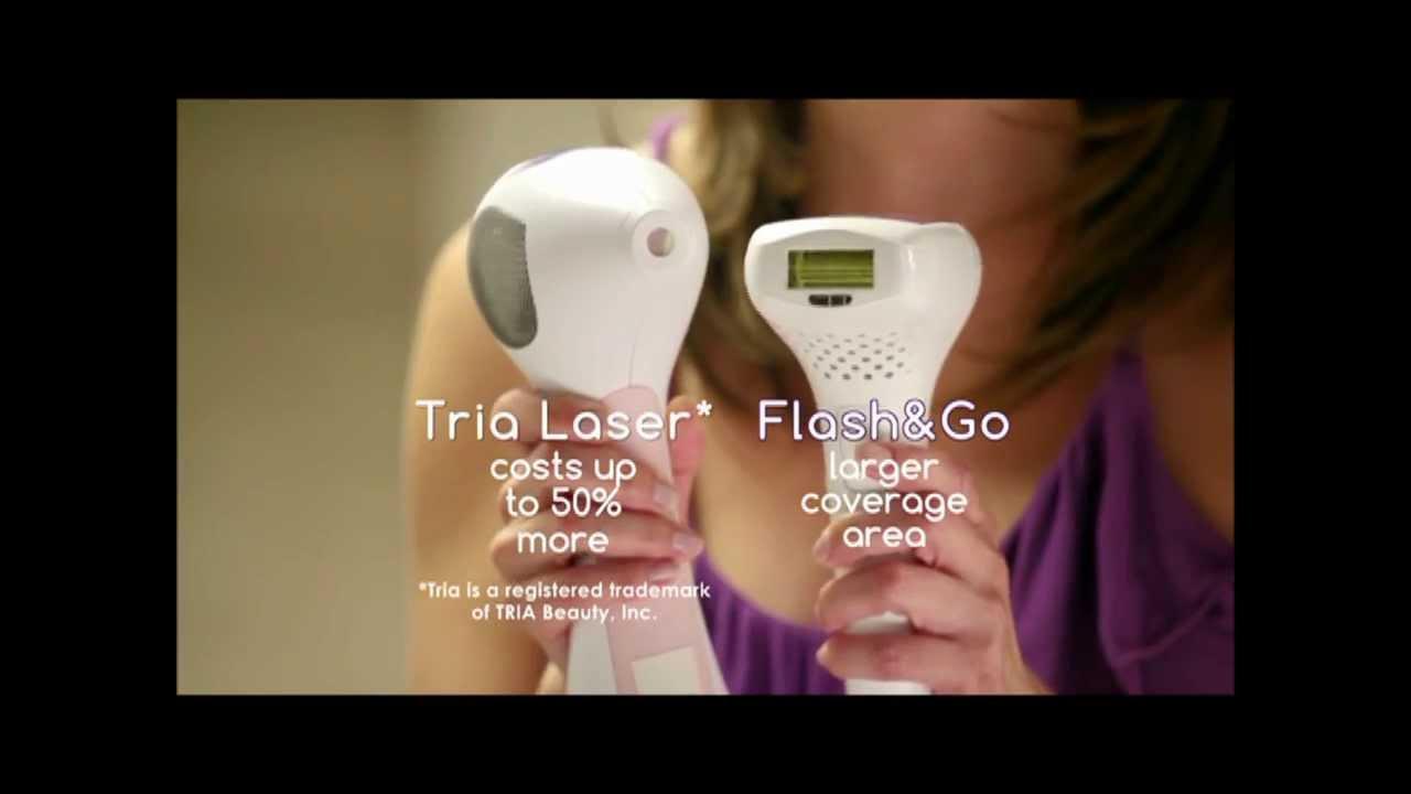 Silk N Flash Amp Go Luxx Vs Tria And No No
