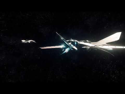Star Citizen Multi-crew Aegis Retaliator 10-10-2017