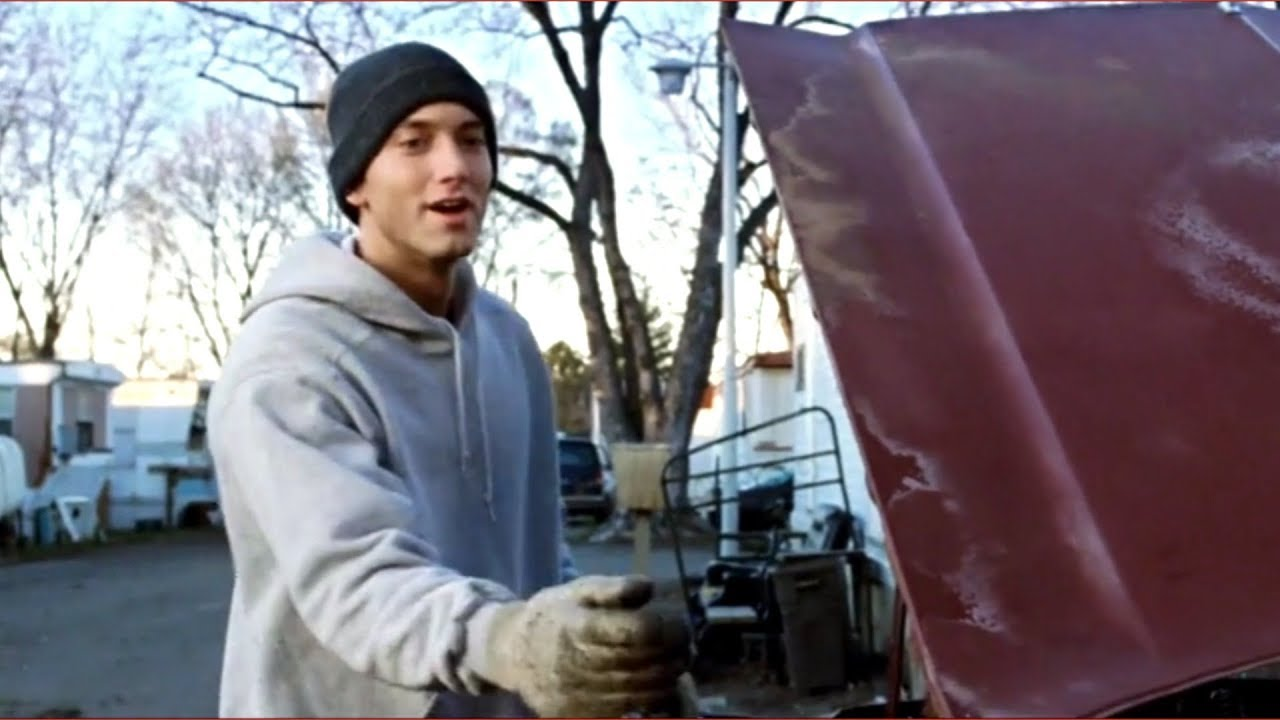 Download 8 Mile (2002) - Sweet Home Alabama Scene - Eminem Movie