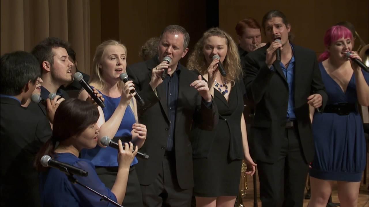 UNT Jazz Singers: Otoño (2011)