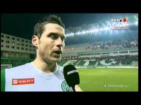 Győri ETO - Ferencváros 1-0 2011.03.19.