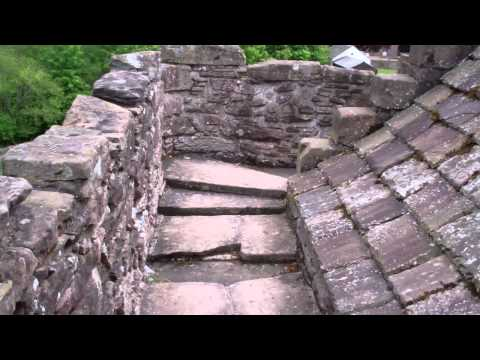 Walk The Battlements Of Huntingtower Castle Perth Perthshire Scotland