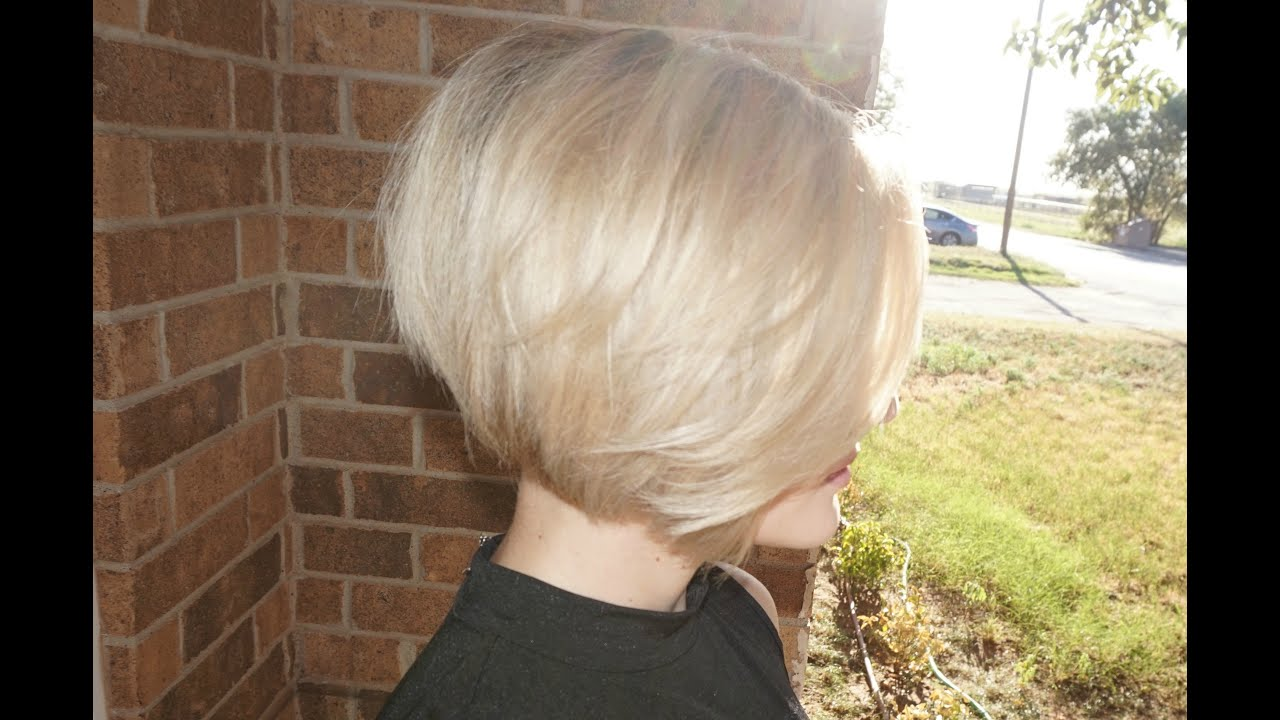 Blowout for Bob Hairstyle
