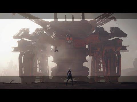 《尼爾:自動人形(NieR:Automata)》 - 恩格斯 720P 60~30FPS