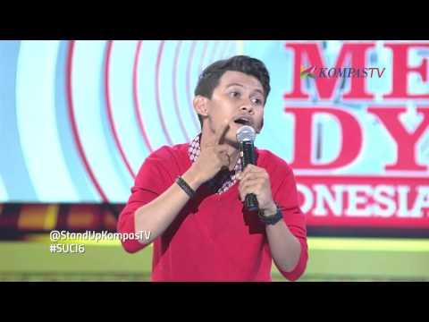 Indra Jegel: Identik dengan Pencopet (SUCI 6 Show 4)