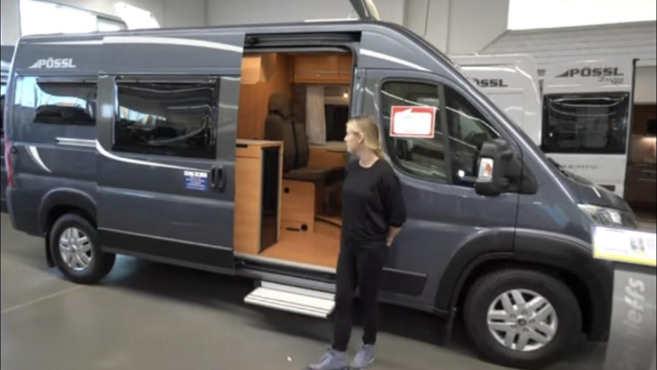 Krass günstig: Pössl 10 Win S Plus 100101 Wohnmobil Kastenwagen