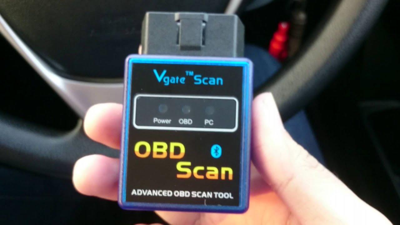 รีวิว OBD Bluetooth สำหรับอ่านข้อมูลจากกล่องECUในรถยนต์!!