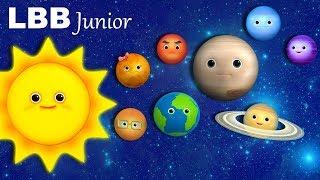 Solar System Song | Original Songs | By Lbb Junior