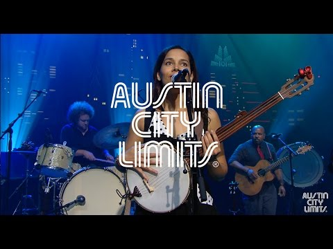 "Rhiannon Giddens on Austin City Limits ""Spanish Mary"""