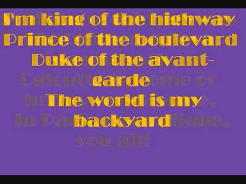 Thomas O'Malley (from The Aristocats) Lyrics