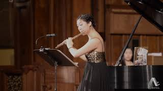 Annie Wu, flute \ Clyne - Hopscotch for solo flute