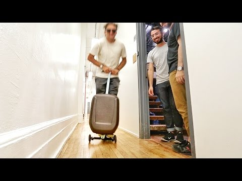 SUIT CASE SCOOTER FAIL!!! - YouTube 960eaa45a8fb5