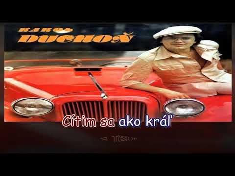 Karol Duchoň-Tancujem s tebou rád + text