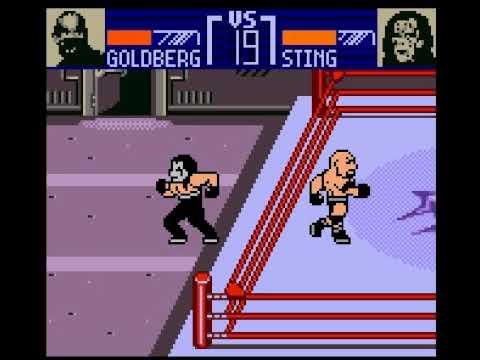 WCW Mayhem (Gameboy Color) |
