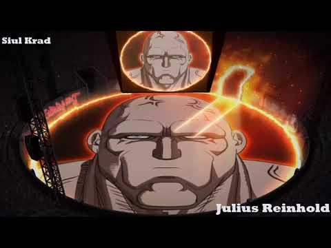 Julius Reinhold Theme / Kengan Ashura