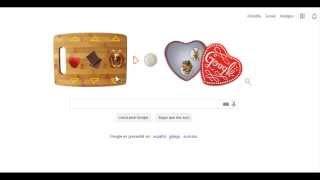 Google Doodle Saint Valentine 2014 (hd)