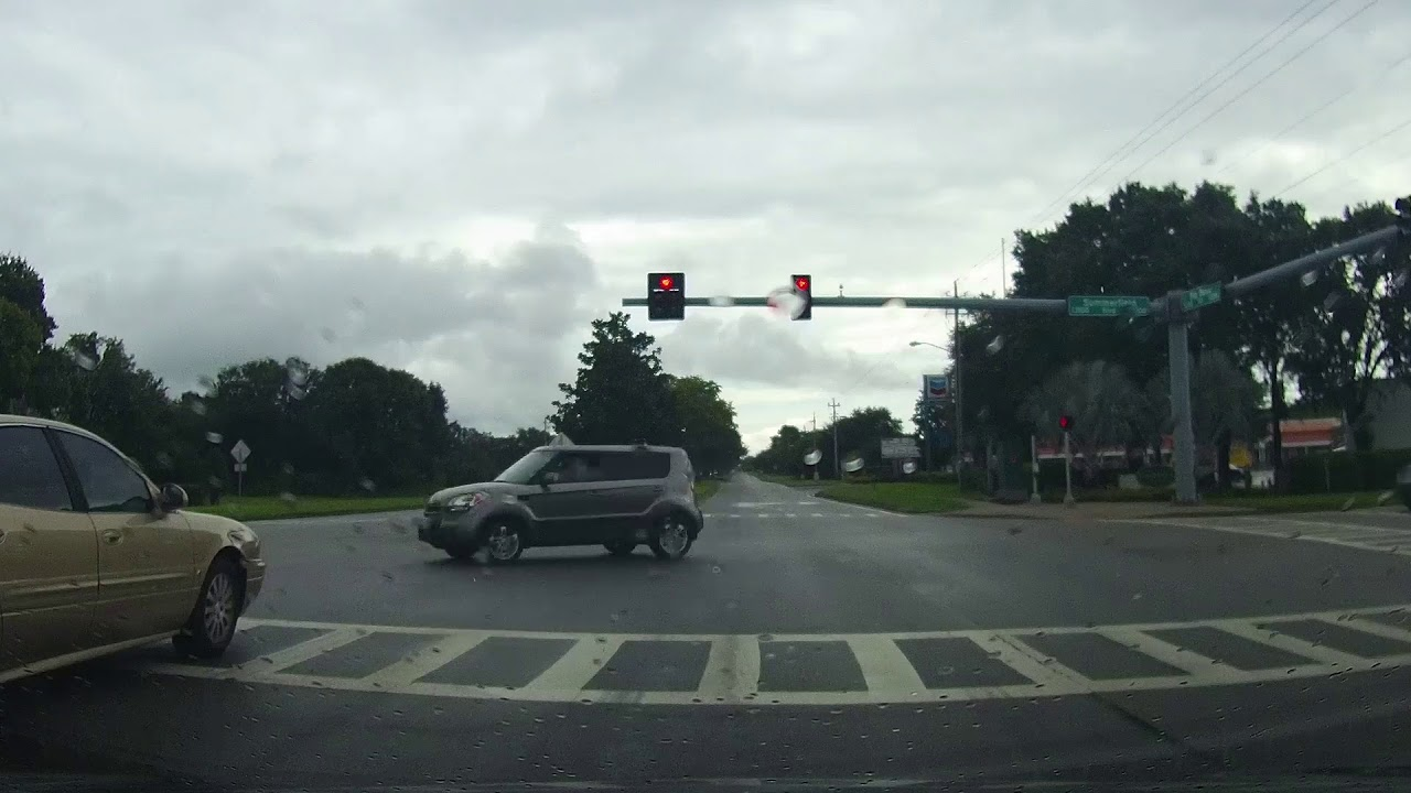 Driving On Big Bend Road In Riverview Florida Youtube