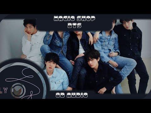 BTS (방탄소년단) – Magic Shop | 8D AUDIO | USE HEADPHONES |