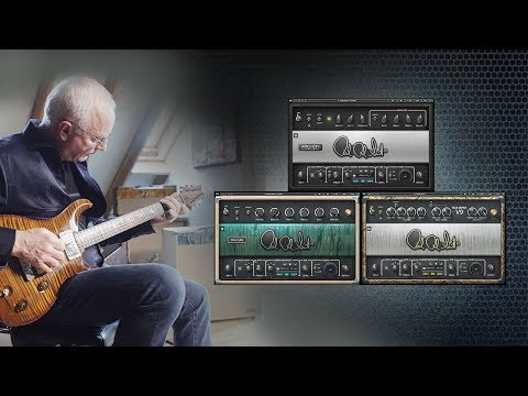 Introducing the Waves PRS SuperModels Guitar Amp Plugin