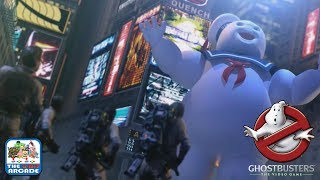 Ghostbusters: The Video Game - Stay Puft Marshmallow Man (Xbox 360/Xbox One Gameplay)