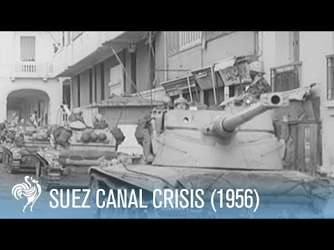 The Army Goes In - Suez 1956