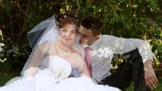 Свадебное слайд-шоу веселой и яркой пары из Томска
