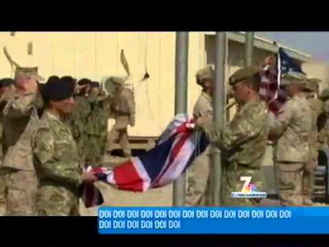 KNSD - NBC 7 - Marines leave Southern Afghanistan