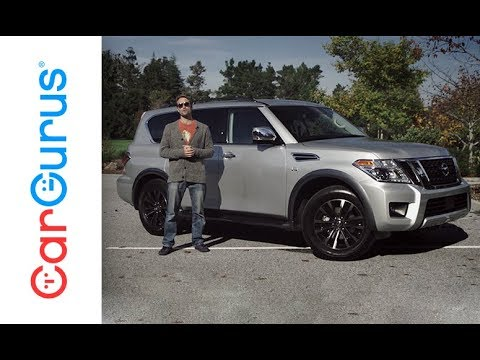 2018 Nissan Armada | CarGurus Test Drive Review