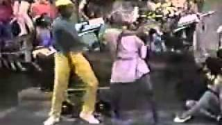 Rick James Performing New York Town LIVE