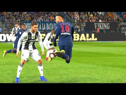 PES 2019 ● Best Goals & Skills Compilation ● HD