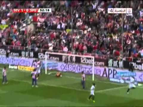 Luis Fabiano - sevilla FC [HD]