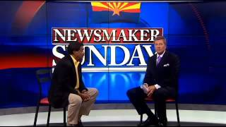 Newsmaker Sunday: Secret Service Agent Donald Tucker