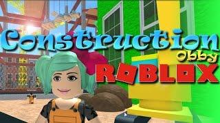 Let es Play Roblox | Entfliehen Sie dem Bauhof Obby | Ben und Papa | SallyGreenGamer