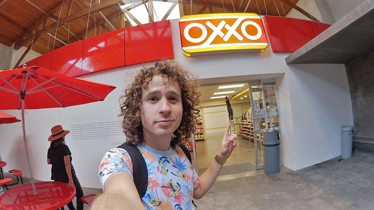 Visitando el OXXO MÁS CARO DEL MUNDO!