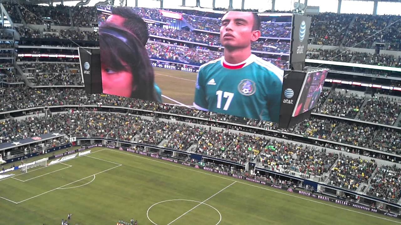 Mexico vs. Croatia Soccer Match at Arlington's AT&T Stadium Sold Out