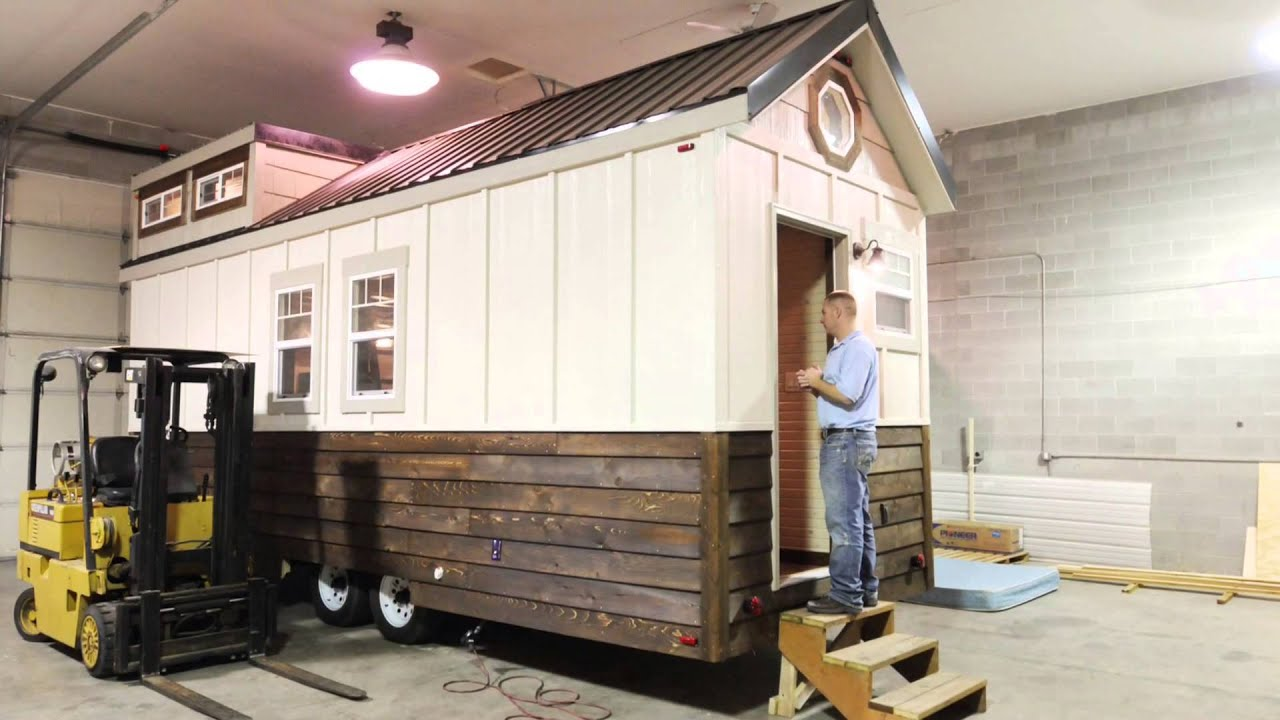 2 bedroom tiny house tiny idahomes 13939