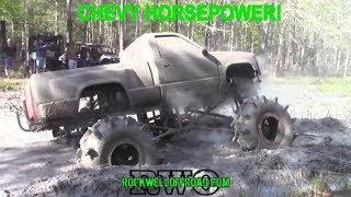 CHEVY HORSEPOWER VS THE BADDEST PIPELINE!!!