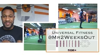 30.6 Universal Fitness