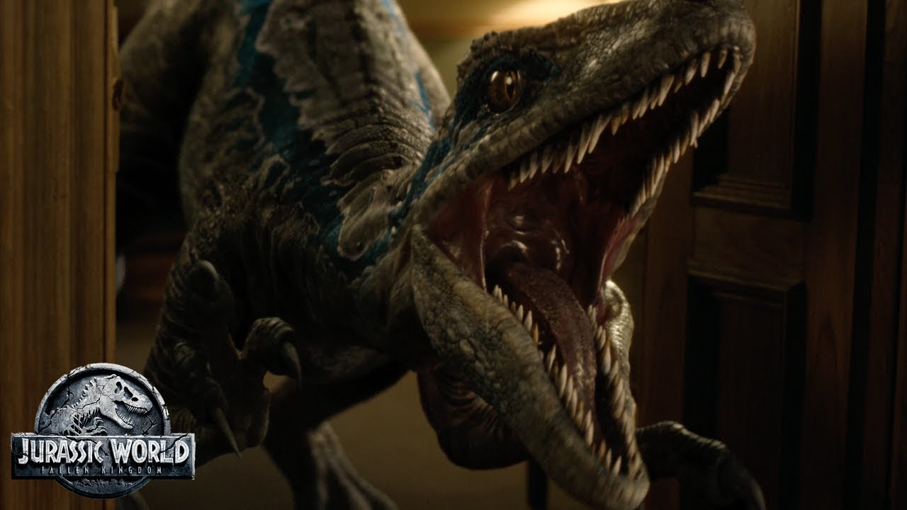 Jurassic World Fallen Kingdom In Theaters June 22 Kind Hd