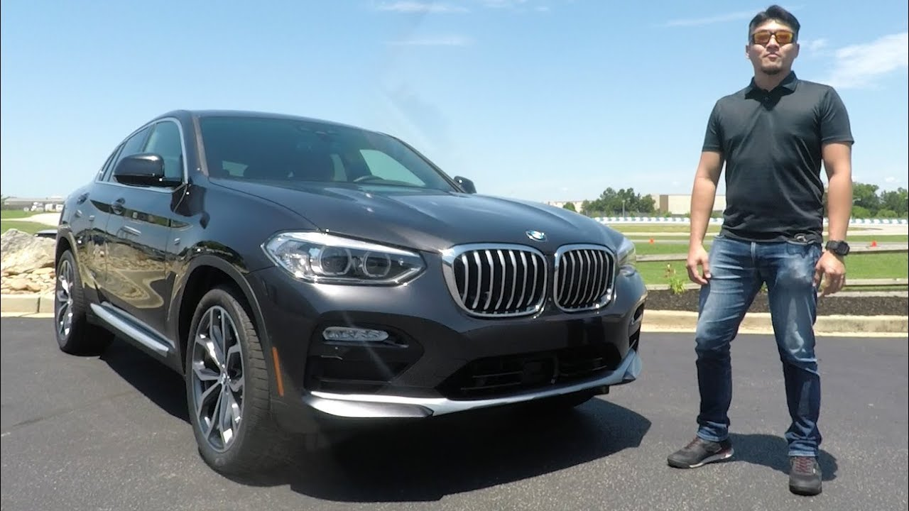 first drive 2018 g02 bmw x4 review youtube. Black Bedroom Furniture Sets. Home Design Ideas