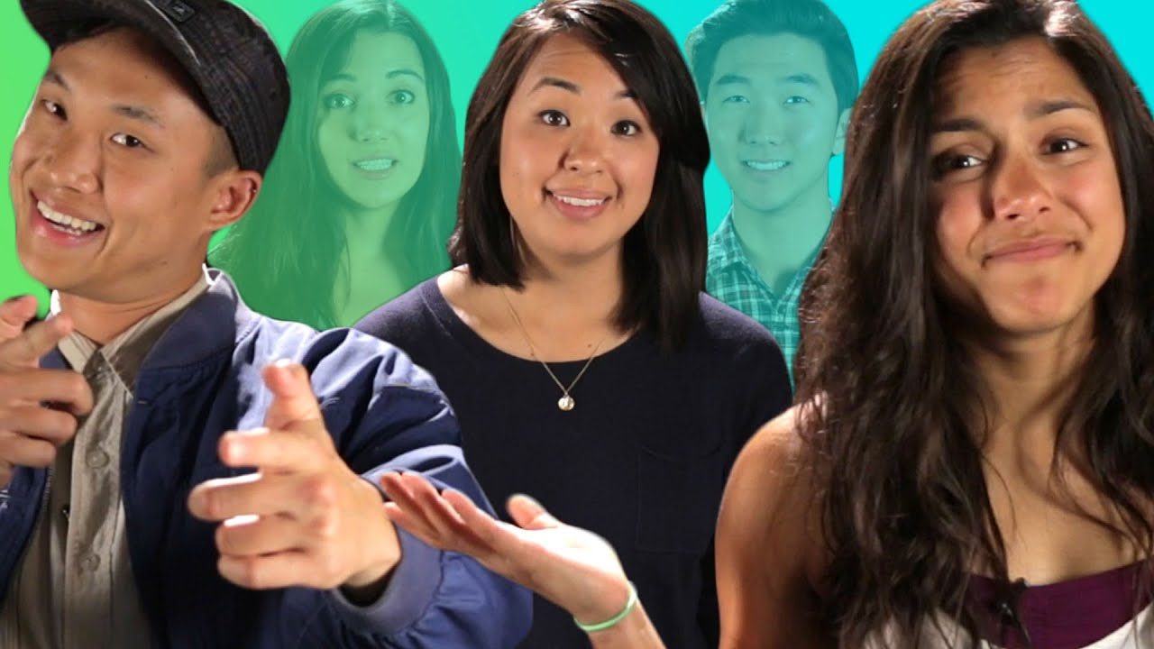Buzzfeed dating asian american