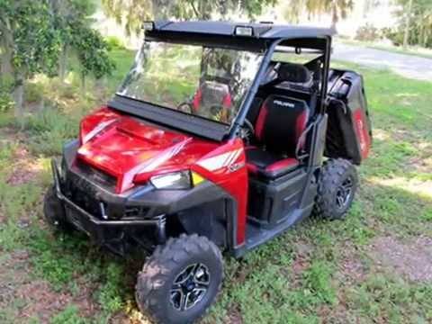 2015 polaris ranger crew 570 full size youtube. Black Bedroom Furniture Sets. Home Design Ideas